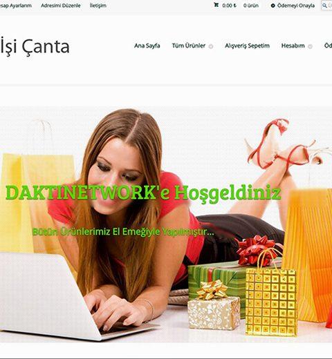 Dakti Network E-Trade Script