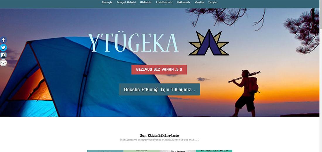Yıldız Teknik Üniversitesi - Gezi ve Kampçılık Kulübü